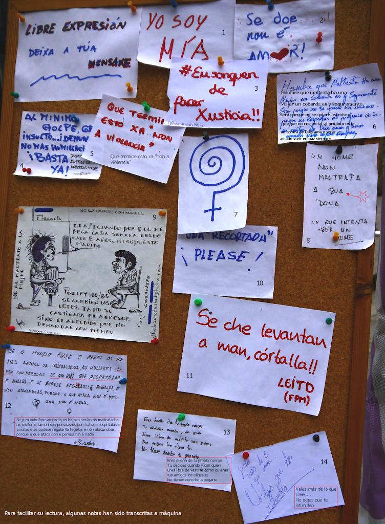 Del cañonazo a la autoayuda: notas sobre violencia de género